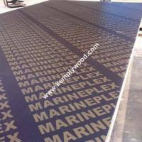 China Film faced plywood poplar core WBP glue, shuttering plywood 18mm, film faced plywood with brand name on sale