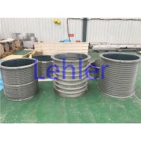 China PSB-450 Wedge Wire Screen , High - Precision 100 Mesh Strainer Basket wholesale