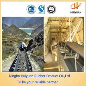 Good Quality Nylon fabric Conveyor Belt for Transporting Ore (15Mpa)
