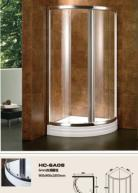 China 6mm Sliding Door (HC-6A08) wholesale