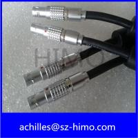 China 6 pin cable assembly lemo connector wholesale