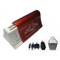 China Fashion red small and compact size 23 in 1 mini usb card reader with mobile recharger wholesale