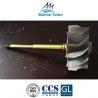China T- IHI Turbocharger / T- RU110 Turbine Shaft For Marine Engine And Generator Repair Parts wholesale