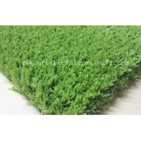 China None Infill Artificial Grass For Soccer Field With High Dtex Slit Film wholesale