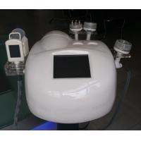 China White Portable Cryolipolysis Equipment 5MHZ RF With 2 Touch Screens wholesale