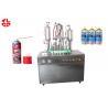 China Máquina de rellenar del moho del aerosol anti del espray wholesale