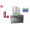 China Anti Rust Spray Aerosol Filling Machine wholesale