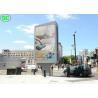 China Affichage à LED extérieur de P6 RVB Pour la publicité avec l'alimentation d'énergie de Meanwell wholesale