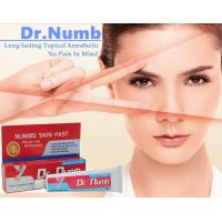 Top Sale Anaesthetic Numb Product No Pain Relief Pain Stop Pain Dr Numb For Tattoo Permanent Makeup Use Manufacturer