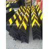 China Top right angle reflective rubber corner protector /  rubber corner guards wholesale
