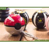 China Game Cosplay Pokemons LED Quick Magic Ball Power Bank for Cellphones 10000mAh wholesale