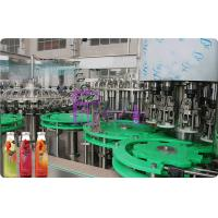 China Aseptic Bottled Hot Filling Machine Stainless Steel Rotary Filling Machine on sale