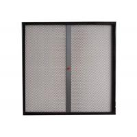 China H13 - H14 HEPA Filter With DOP Port For GMP Workshop / Clean Room Air Filter on sale