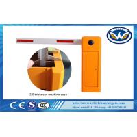 Buy cheap Heavy Duty AC Motor Remote Control Automatic Barrier Gate With Ce Certificate from wholesalers