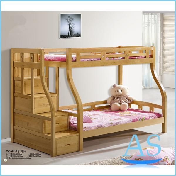 Bunk beds adults wood play sex picture for Kids double bed