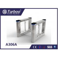 Buy cheap Hottest selling swing barrier gate turnstile security systems swing gates with from wholesalers