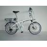 Buy cheap Torque Sensor PAS Folding Electric Bike from wholesalers