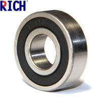 China Auto Carbon Steel Ball Bearing 6203 ZZ / 2RS Seal P0 Precision Rating ODM Service wholesale