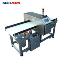 China FDA Conveyor Belt Metal Detector 304 Stainless Steel For Food Detection Industry wholesale