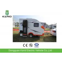 China Customized Lightweight Camping Trailers With Independent Suspension Lifted Stage wholesale
