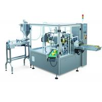 China Premade Liquid Pouch Fully Automatic Packing Machine Stainless Steel Structure wholesale
