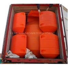China Floating buoy / PE floating ring, dredging pipe/hose float collars wholesale