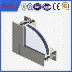 China 6063 profiles aluminium extrusion profiles,aluminium profile sliding wardrobe door on sale