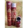 China Wedding Gift Tube Box For Wine , Birthday Gift Tube Personalised wholesale