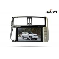 Buy cheap Prado 2010 Double Din Car DVD Player with GPS, Prado 2010 DVD with Radio, BT, TV from wholesalers