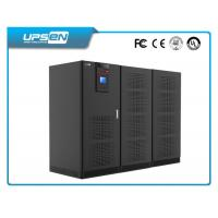 China Industrial Uninterrupted Power Supply  with 3 Phase 380Vac 400Vac 415Vac Input / Output wholesale