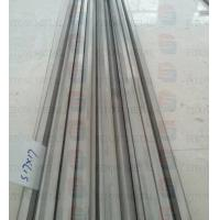 China pure titanium bars for sale, gr1 hexangular titanium bar, titanium bar wholesale