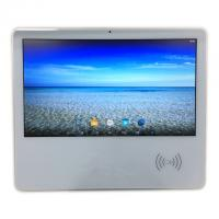 Buy cheap Wall Mount All In One PC Touch Screen 21.5 Inch 85% Light Transmission With NFC Card Reader from wholesalers
