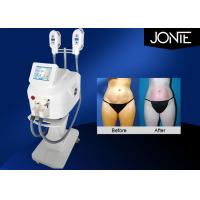 China RF Vacuum Fat Freeze Slimming Machine Skin Tightening Beauty White / Gray Device wholesale