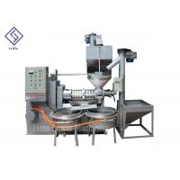 China Alloy Screw oil press machine for peanut soybean with high efficiency wholesale