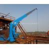 Telescopic Boom Hydraulic Marine Crane 5t 8t