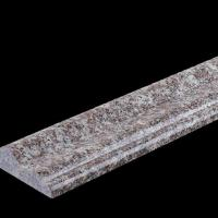 China Classical Style G562 Maple Red Granite High Polished For Fountain Ball wholesale