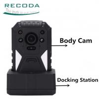China Wide Angle 140 Degree 1296P HD Video GPS Body Worn Camera Support 12H Record wholesale