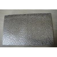 China Aluminum Embossed Sheet 1070 /1060 / 3003 / H14 With 0.30~6.0mm Thickness wholesale