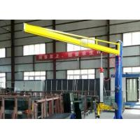 Heat Resistent Panel Suction Glass Vacuum Lifter 3400 / 3900 Mm CF Certification