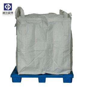 China Custom 1 Ton Jumbo Bag , FIBCPolypropylene Jumbo Bags For Cement Fertilizer wholesale