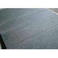 China Absolute Black Granite Stone Tiles 2cm Thickness Customized Dimension on sale