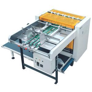 China Automatic V Cut Machine / Notching Machine High Speed For Greyboard / Cardboard on sale