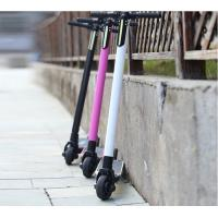 China Inokim Myway Portable 5 Inch Lightest Kick Scooter , Off Road Adult Kick Scooter Electric wholesale