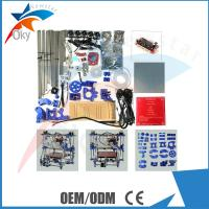 China Prusa Mendel i2 RepRap HQ 3D Printer Complete Kit Universal Desktop on sale