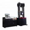 China Servo Control Hydraulic Universal Testing Machine Two Columns ASTM AATCC Standard wholesale
