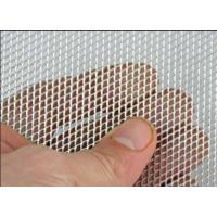 China Small Opening 3MM × 5MM Steel Expanded Metal Sheet For Construction Security wholesale