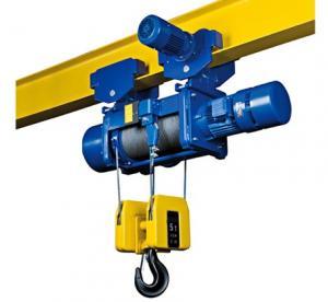 China Large-tonnage single speed electric hoist wholesale