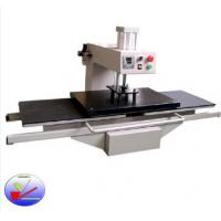 Pneumatic double station heat prees transfer sublimation machine  for cloth and more materrial printing(FZLC-B3)