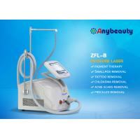 Buy cheap 1064nm 532nm 755nm Nd Yag Laser Tattoo Removal Machine With Korea Treatment Head from wholesalers