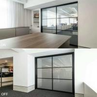China electronic smart glass windows for sale  EB GLASS on sale